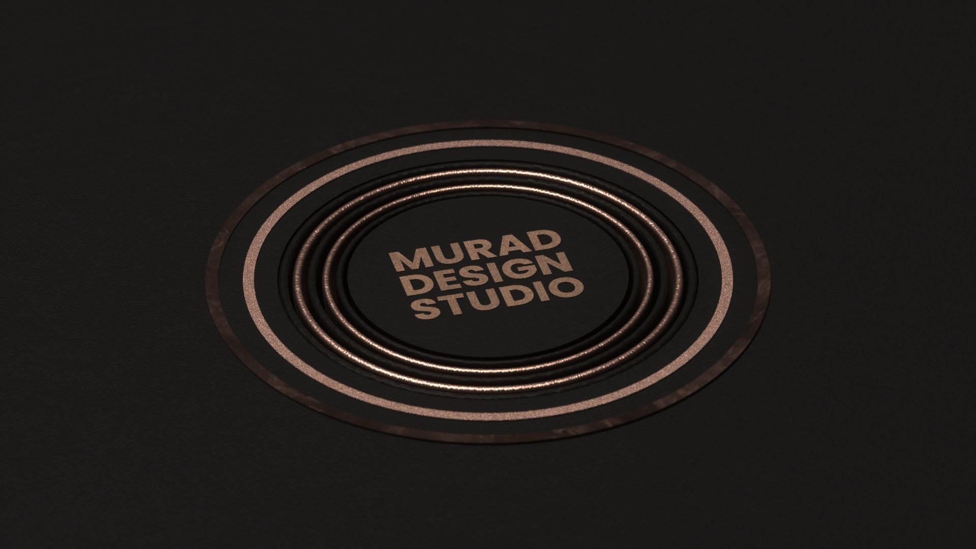 Intro_Murad_Design_Studio_Logo_Designagentur