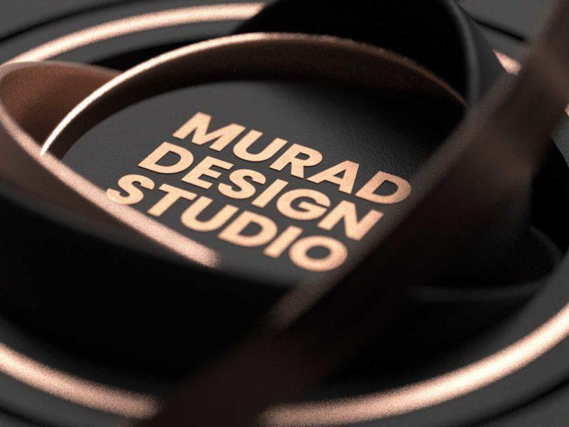 Logo- Intro-Murad-Design-Studio-Designagentur