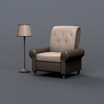 Murad-Design-Studio-Designagentur-virtual-reality-augmented-reality-Lampe-QRCode-Lampe-Stuhl-AR-3